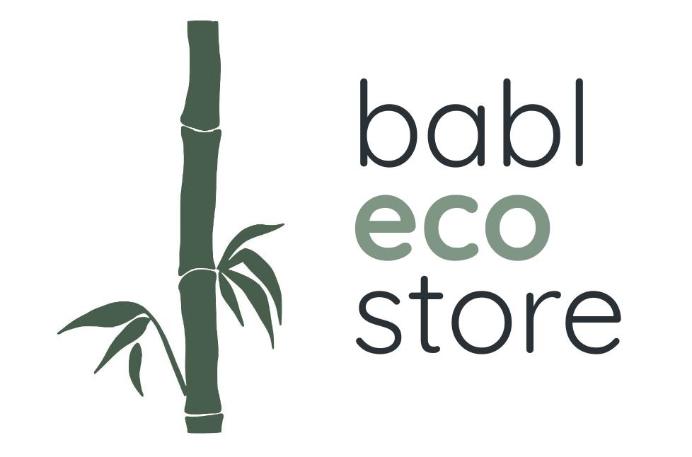 Babl Eco Store Logo Mobile