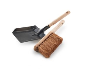 Dustpan and Brush Zero Waste