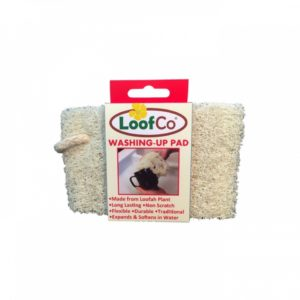 Loofah Washing Up Pad Sponge