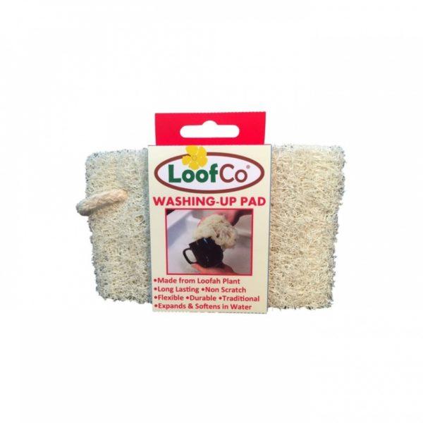 Loofah Washing Up Pad Sponge
