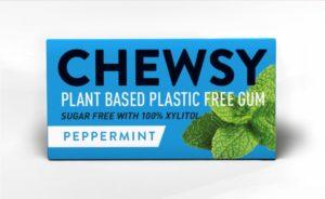 Plant-Based Peppermint Gum