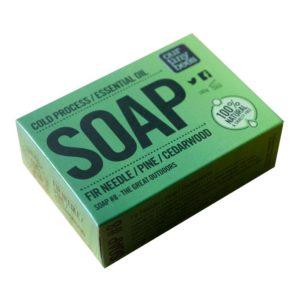 Handmade Soap Outdoors Cedarwood