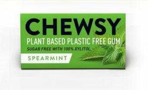 Plant-Based Spearmint Gum