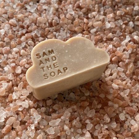Himalayan salt body wash