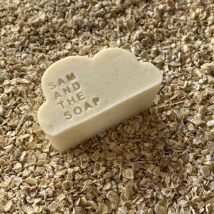 Oatmeal body wash